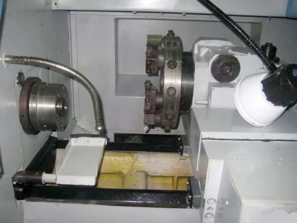 1325Ф30 Рабочее пространство токарно-револьверного станка