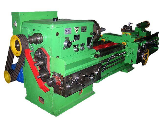 Общий вид универсального токарно-винторезного станка модели 163