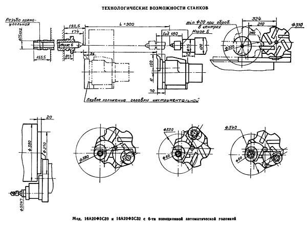 Система смазки станка 16К20.