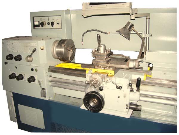 16Б16КП универсальный токарно-винторезный станок. Фотография станка