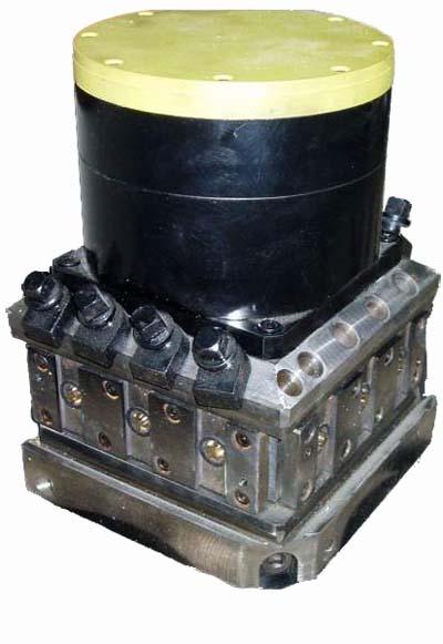 16К30Ф3 Поворотный резцедержатель токарного станка с ЧПУ
