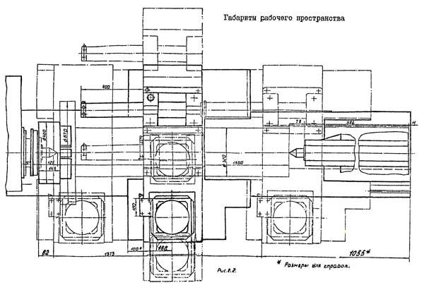 16М30Ф3 Станок токарный с