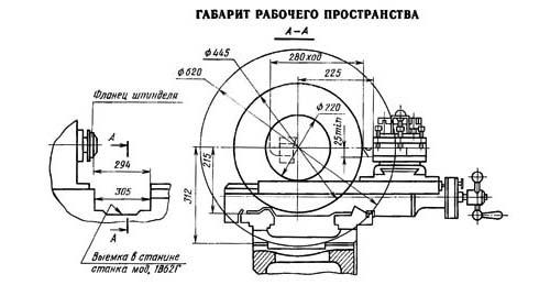 Станок токарно-винторезный 16В20. Суппорт