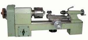 1Д601 Общий вид токарного станка