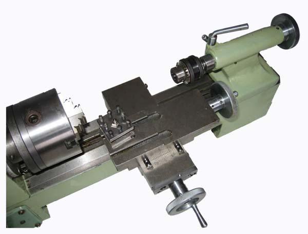 1Д601 Общий вид токарно-винторезного станка