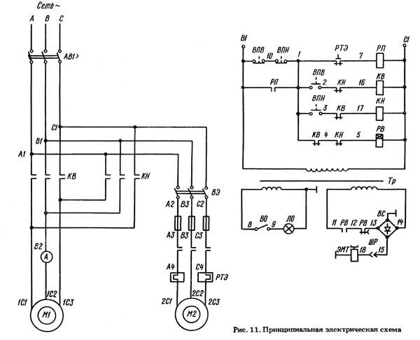 1м61п технические характеристики
