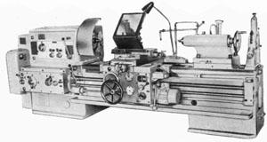 ДИП-300 энциклопедичный токарно-винторезный станок
