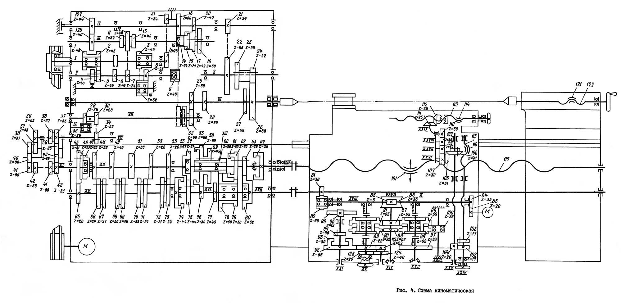 Станок токарный tr 70 схема фото 115