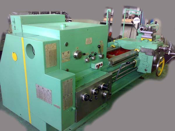 1М63Н Общий вид токарно-винторезного станка