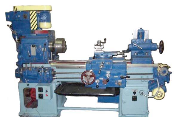 Общий вид универсального токарно-винторезного станка 1М95