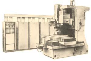 Станок сверлильно-фрезерно-расточной 2254ВМФ4 с ЧПУ и АСИ