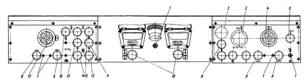 2д450 Пульт управления координатно расточным станком