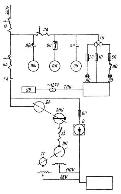 2Л614 Структурная схема