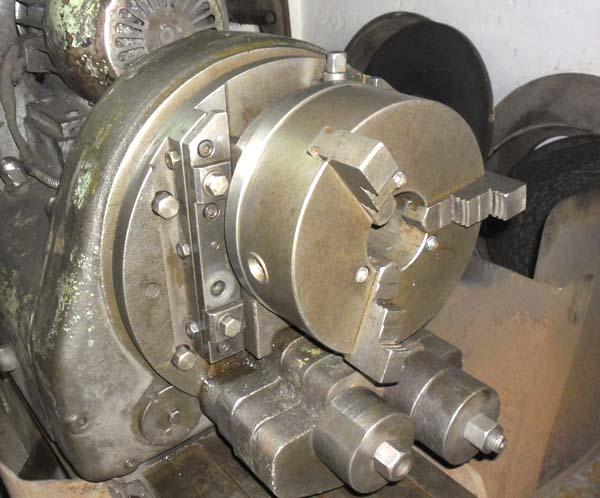 Передняя бабка (бабка изделия) круглошлифовального станка 3А423