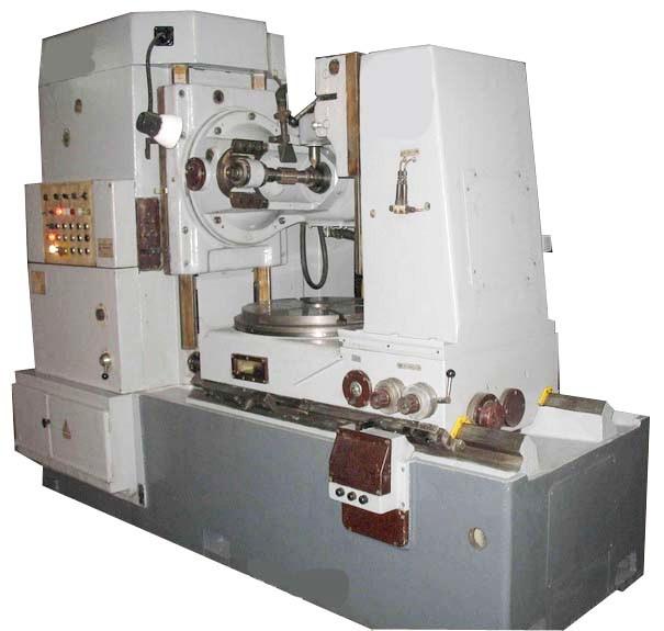 53А80 полуавтомат зубофрезерный. Общий вид