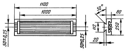6Д81Ш Посадочные и присоединительные базы широкоуниверсального консольно-фрезерного станка. Рабочий стол