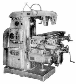 Станок горизонтальный фрезерный консольный 6М82