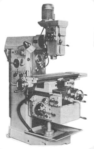 6Т80Ш Станок широкоуниверсальный фрезерный консольный