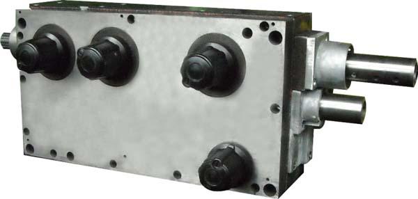 Коробка подач универсального токарно-винторезного станка ГС526У