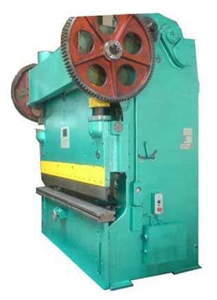 ИВ1330 Пресс листогибочный кривошипный для гибки листового металла