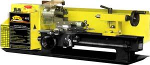 Общий вид токарно-винторезного станка Корвет-401