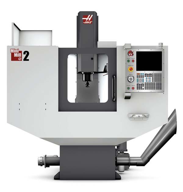 Mini Mill 2 Общий вид фрезерного вертикального компактного обрабатывающего центра