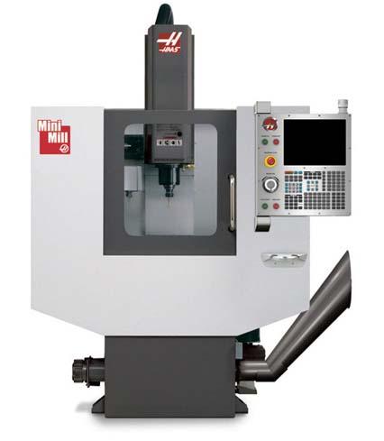 Mini Mill Общий вид фрезерного вертикального компактного обрабатывающего центра