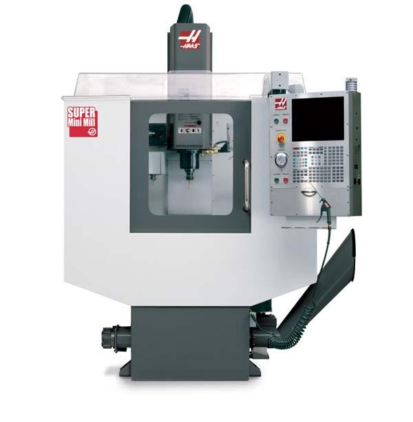 Super Mini Mill Общий вид фрезерного вертикального компактного обрабатывающего центра