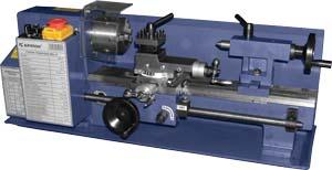 Общий вид токарного станка MML-01