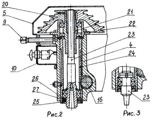 НС-16 присоединительные базы горизонтального консольно-сверлильного станка