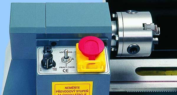 SM-300E Общий вид токарного станка