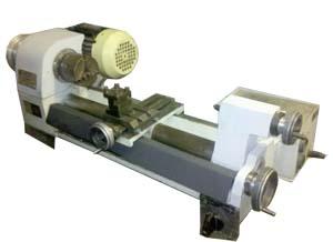 Общий вид токарно-винторезного станка ТН-1