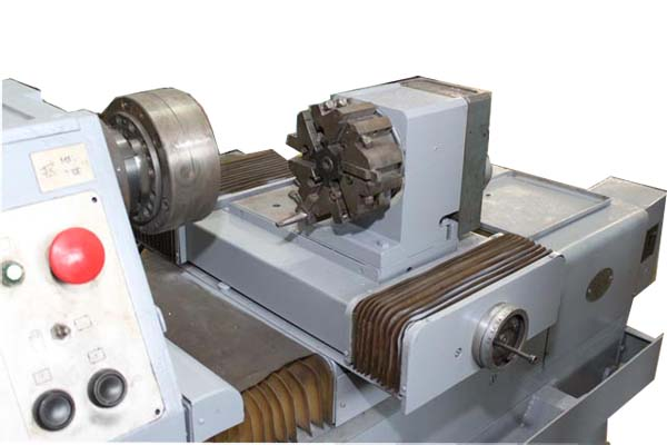 ТПК-125ВН2 Общий вид токарного станка с ЧПУ