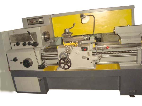 Общий вид универсального токарно-винторезного станка ТС-75