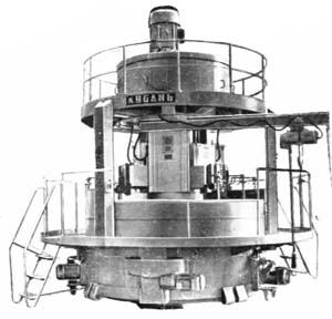 1286-6 Станок токарный шестишпиндельный вертикальный полуавтомат