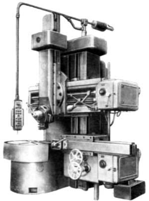 Токарный карусельный одностоечный станок 1541. 1531М