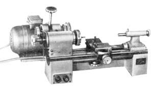 16Т02П Общий вид токарного станка