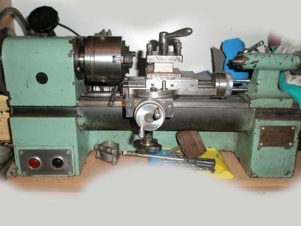 16Т02П Общий вид токарно-винторезного станка