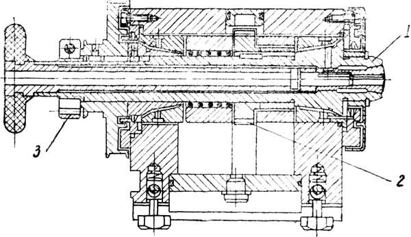 16Т02А Передняя бабка токарного станка