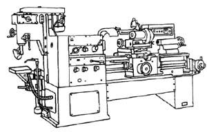 1Д95 комбинированный токарно-винторезный станок