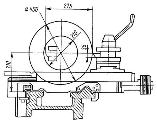 Станок токарно-винторезный 1Е95. Суппорт