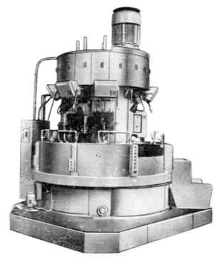 1К282 Станок токарный восьмишпиндельный вертикальный полуавтомат