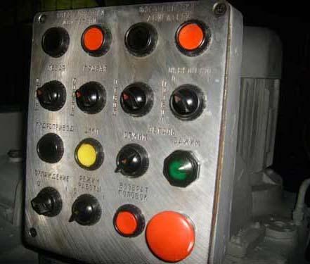 Общий вид и органы управления сверлильного центровального станка 2Г942