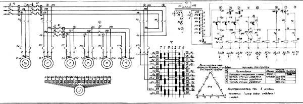 Схема электрическая шлифовального станка фото 840