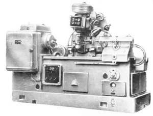 5350А Общий вид зубофрезерного станка