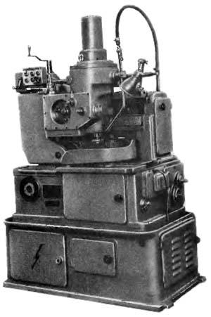 5В12 Общий вид зубодолбежного станка