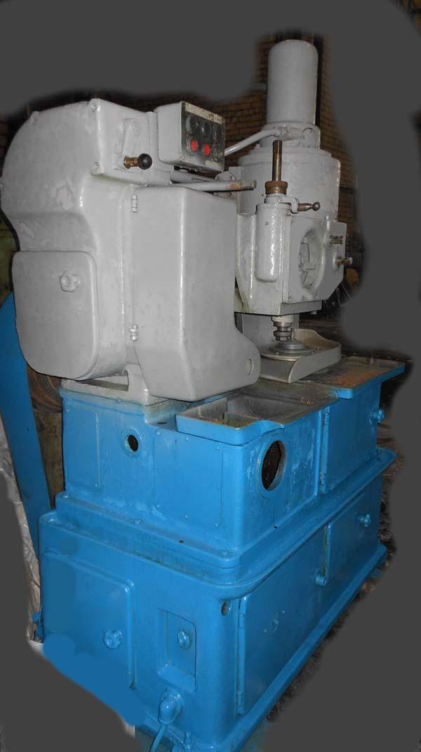 5В12 полуавтомат зубодолбежный. Фото