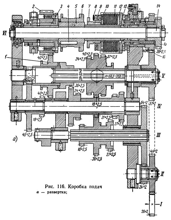 Схема горизонтально фрезерного станка фото 226