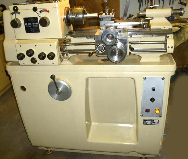 EMU-200 Общий вид токарно-винторезного станка