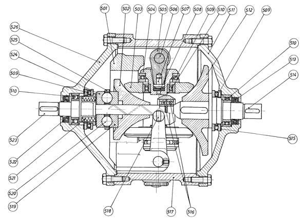 EMU-200 Вариатор токарно-винторезного станка